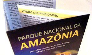 CI - Parque Nacional da Amazônia