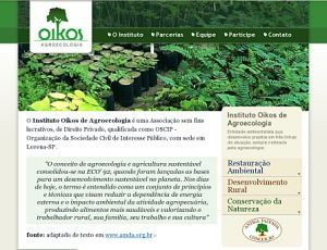 Oikos Institute of Agroecology